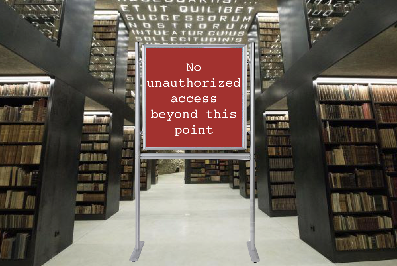 No unauthorized access