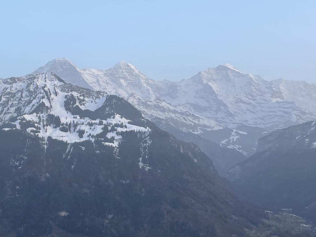 Harder Eiger Mönch Jungfrau