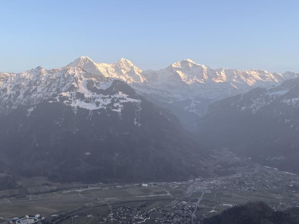 Jungfrau Schweizerkreuz